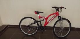 26 geroni amortisörlü dağ bisikleti