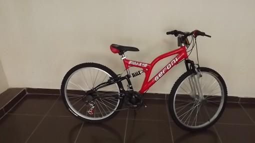 geroni  amortisörlü dağ bisikleti