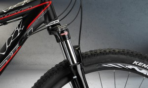 Bisiklette amortisörün olumlu ve olumsuz yönleri