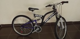 en ucuz vitesli ve amortisörlü bisiklet