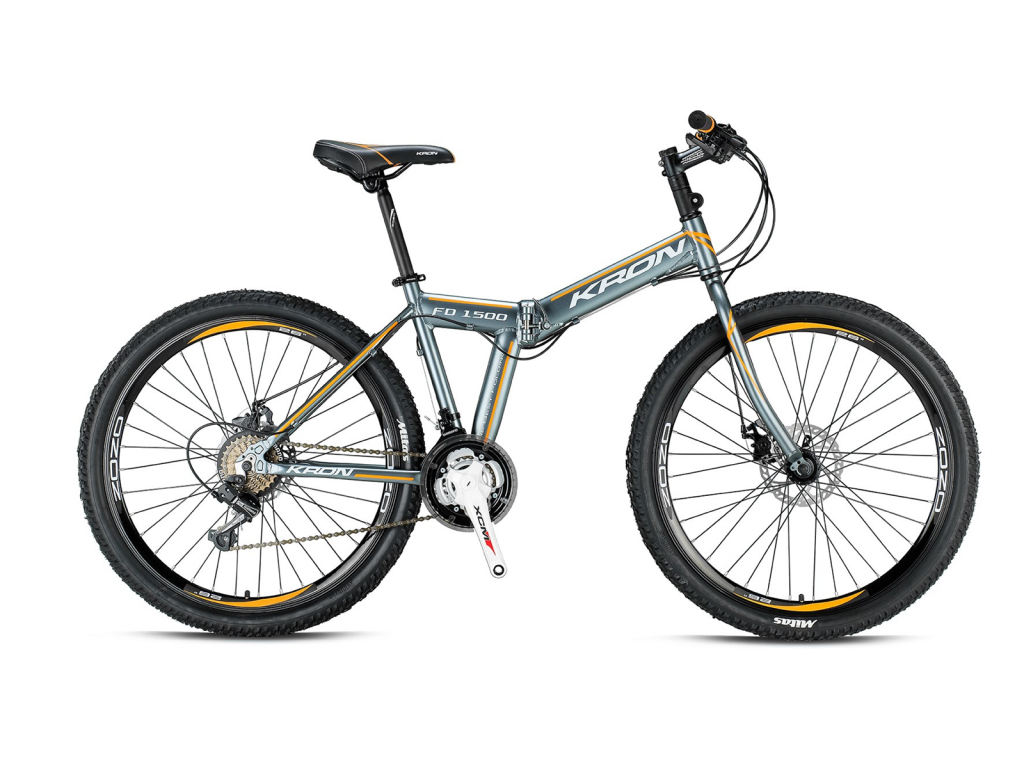 """FD 1500 - 26"""" Katlanır Bisiklet - M.Disk"""