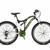 Kron ARES 4.0 27.5 Çift Süspansiyon M.Disk bisiklet