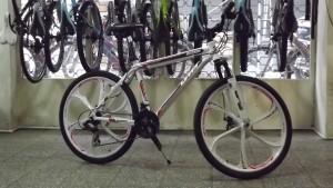 ümit bisiklet kolonlu alüminyum jantlı bisiklet