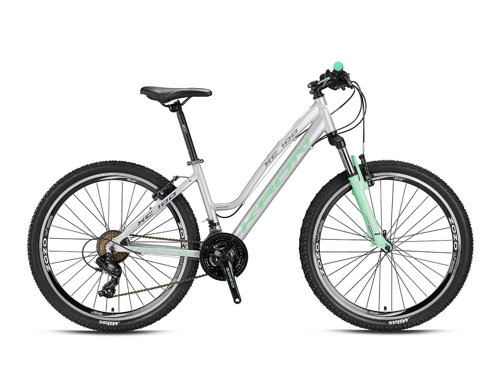 "Kron XC100 - 26"" MTB - Lady - V-Fren Bisiklet"