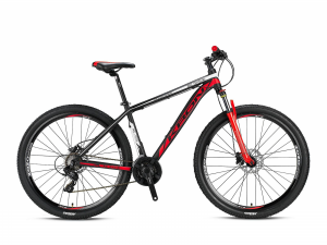 Kron xc-150 27.5 jant hidrolik disk 24 vites bisiklet 2018