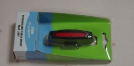 Arka stop led şarjlı 4 fonksiyon