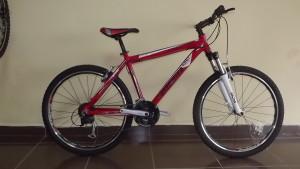 Ümit Dınamıca Vanguard Alivio 24 Vites 26 jant bisiklet 2015