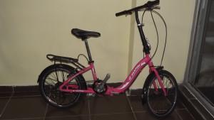 Paxton katlanır bisiklet,bayan,Taşpınar bisiklet