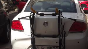 Bisiklet taşıma aparatı 2 li,ithal,güvenli,kolay montaj,