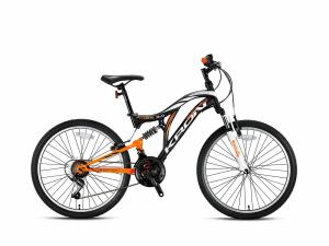 Kron ARES 3.0 - 24 jant Çift Süspansiyon V-Fren bisiklet